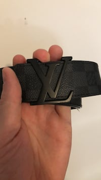 Authentic LV belt Oakville, L6H 0G6
