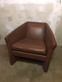 Brown leather Sofa chair Hillsboro, 97006