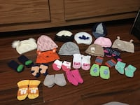 All for $6 size 0-12 month excellent condition  Brampton, L6R 1X1