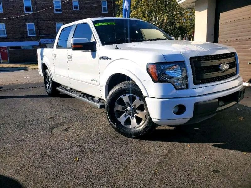 2013 Ford F-150 FX4 4x4 SuperCrew 145-in 7c9876bc-6d25-492c-9432-a38362c80bba