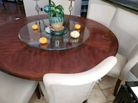 NICE LARGE DINING/CONFERENCE TABLE WITH 6 CHAIRS Las Vegas, 89108
