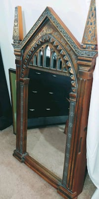 Harry Potter Mirror of Erised Jewelry Wall Cabinet