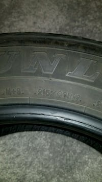 Four 215/ 60R17 vehicle tire Silver Spring, 20906