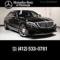 2015 Mercedes-Benz S 63 AMG S 63 AMG Pittsburgh