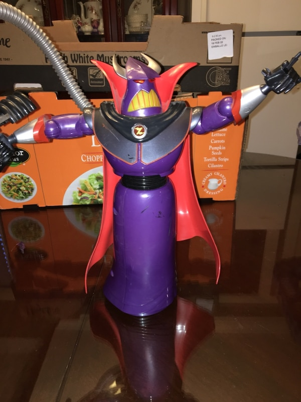 Zurg from Toy Story