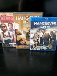 The hangover 1.2.3 Laval, H7G 3J1