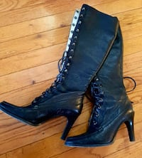 Authentic Michael Kors Lace up boots Guelph, N1E 7G1