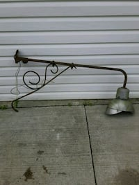 Large Vintage Post Lamp Orillia Orillia, L3V 5P4