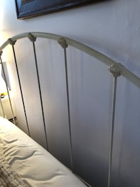 Wrought Iron Queen bed Boston, 02114