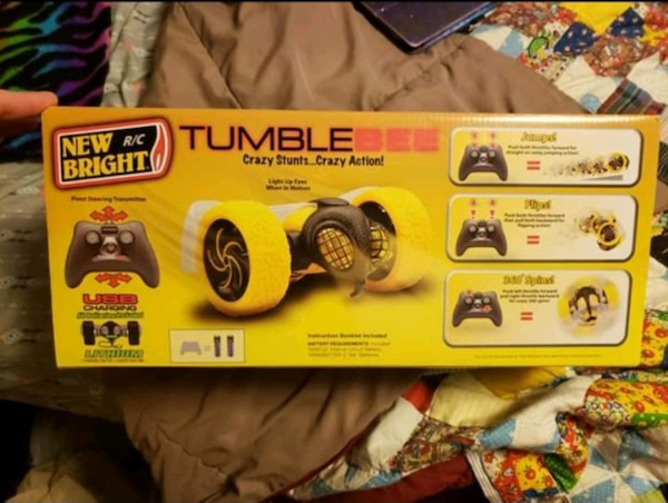 Tumble Bee RC Toy acb750ff-2426-4871-8255-2603a5608ac2