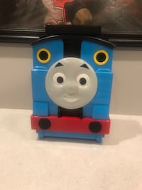 THOMAS THE TRAIN & FRIENDS STORAGE CASE AND TRACK PLAYSET Bartlett, 60103
