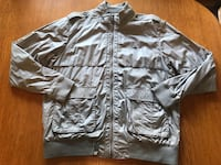L-R-G LRG Lifted Research Group Zip Bomber Jacket Cypress, 90630