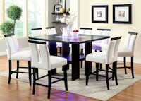 ESQUIRE (LED) DINNING ROOM TABLE Charlotte, 28216