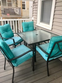 Blue Patio Furniture  Boston, 02127