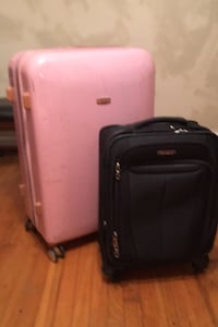 It luggage & Samsonite carry on