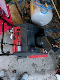 black and red power tool Lucas County