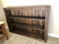 Handcrafted 4' x 6' Bookshelf New Orleans