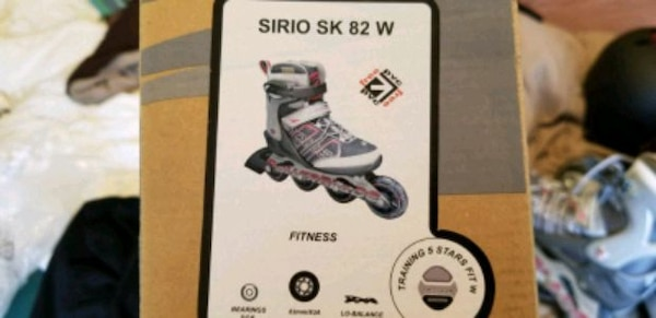 Womens Rollerblades- size 6 1