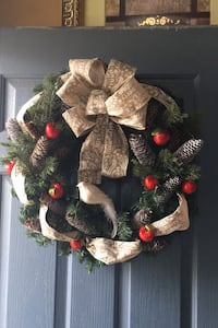 Wreath (home made Artificial) Discovery Bay, 94505