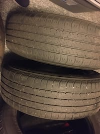 205/65/16 two tires for sale