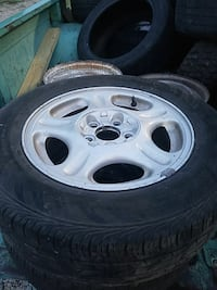 Ford rims and tires  Lincoln, 67455