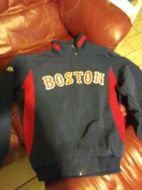 Nice red sox jacket Canton, 02021