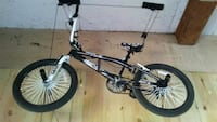 black and white BMX bike Green Bay, 54302