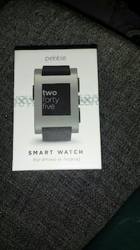Smart watch pebble one
