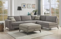 Venice Beige Sectional | 2020 Houston