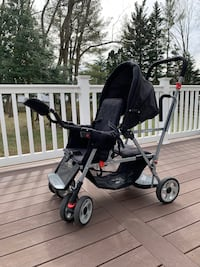 Joovy Caboose sit-and-stand double stroller Olney, 20832