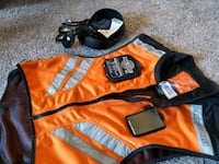 Wiley X Sunglasses and reflective vest Gretna, 68028
