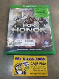 For Honor Xbox One  Ajax, L1S 4E5