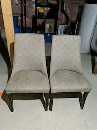 Two chairs (a leg needs work)