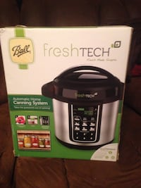 Fresh Tech automatic canning system