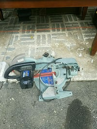 gray and blue miter saw Langley, V2Y 1V4
