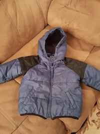 12-24 Months Navy  and Black Winter Coat Rochester, 14625