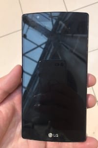 Used LG G4 32GB with black leather back