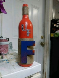 Florida Gator wine bottle decor Crestview, 32539