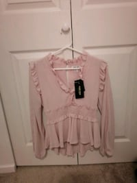 XS Ever New Ruffle Top Burnaby, V3N 1N2