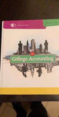 Accounting course book  Pharr