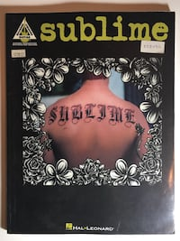 Sublime sheet music and Tabs Los Angeles, 91605