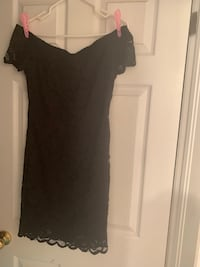Lace Black Dress Toronto, M1P 0B1