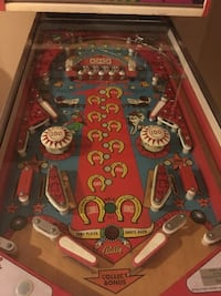 red, brown, and blue pinball machine Bealeton, 22712