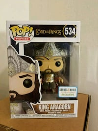 Funko pop king aragornbix  Woodbridge, 22193