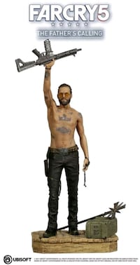 Far cry 5 the father calling figure