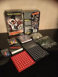 Twilight Creations Zombies!!! & Zombies!!! 2 Board Games