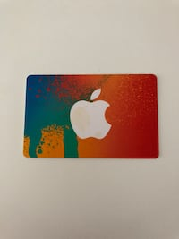 Barter -$25 Apple iTunes Gift Card Epping, 03042