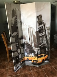 New York Billboard Canvas 2171 mi