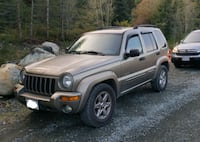 Jeep Liberty limited 4X4 2003 (winter ready) Langley, V2Y 3A2