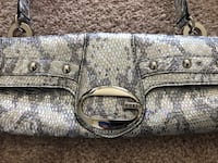 GUESS Brand - Silver and Gray Purse Roseville, 95747